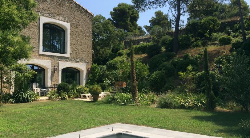 Capitelles sur l 39 ar maison de village avec piscine - Village vacances gers avec piscine ...